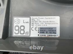 2005 Honda HRX 537 VY 53cm (21) Petrol 4-Wheel Self-Propelled Rotary Lawnmower