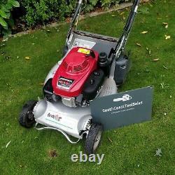 2016 KAAZ DANARM LM5360HXAR 21 Honda GXV160 Self Drive Lawnmower VAT INC #2637