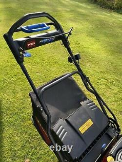 2016 Toro Timemaster 76cm 30 Cut Self Prolled Twin Cut Lawn Mower