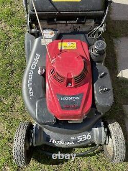 2017 Honda Pro Lawmower Hrh 536 Self Propelled