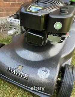 2018 Hayter Harrier 48 Pro Self Propelled Lawn Mower