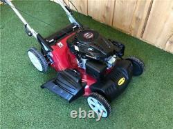 21 Lawn Mower 53cm Mulching Lawnmower Self Propelled Rotary Mower