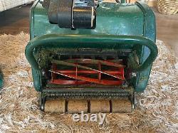 ATCO Balmoral 14SE Self Propelled Electric Start Petrol Lawn Mower