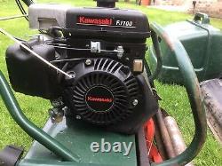 ATCO WEBB ALLOTT Kensington 17K Self Propelled Cylinder Mower 2012