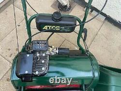 Allett Atco Balmoral 20S SE SK Self-Propelled Petrol QX Cylinder Lawnmower 2004