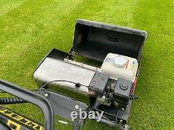 Allett Buffalo 27 Self Propelled Professional Cylinder Mower