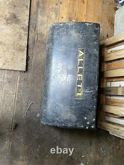 Allett Buffalo 34 Self Propelled Professional Cylinder Lawnmower
