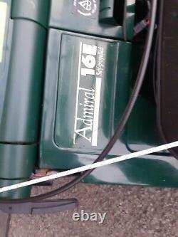 Atco Admiral 16SE Petrol Lawnmower Self Propelled Roller Drive