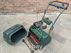 Atco Balmoral 17S cylinder lawnmower (self-propelled, petrol)