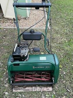 Atco Balmoral 20S Cylinder Mower Self Propelled