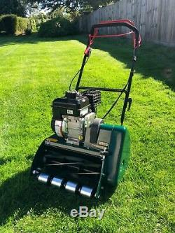 Atco Clipper 16 Self-Propelled Petrol Cylinder Lawn Mower