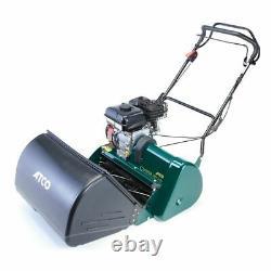Atco Clipper 20 Club 50cm Cylinder Petrol Lawnmower Self-Propelled New