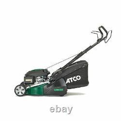 Atco Liner 16SH 41cm Rear Roller Self-Propelled Petrol Lawnmower New