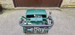 Atco Royale 24e I/C Self Propelled Petrol Cylinder Lawn Mower