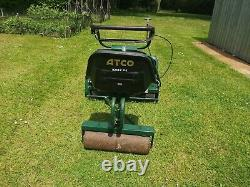 Atco Royale 30e I/c Self Propelled Petrol Cylinder Lawn Mower Key Start