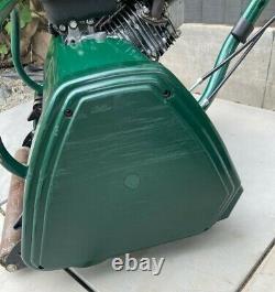 Atco Webb Allett Kensington 17K 2013 Petrol Cylinder Self-Propelled Lawnmower