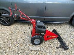Barrus Lawnflite Pro Self Propelled Scythe / Mower 36 Honda GC135 4.0hp