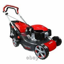 Brand New Efco Lr48tk Comfort Plus Self-propelled Lawn Mower 46cm