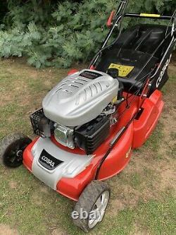 Cobra 18 Self Propelled Petrol Lawn Mower with Rear Roller 2019