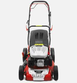 Cobra M51SPC 20 inch Petrol Self Propelled Mulching Lawn Mower 2year warranty