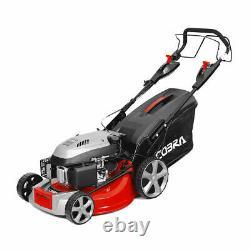 Cobra MX534SPCE 21 Petrol Lawn Mower Self Propelled WITH ELECTRIC START