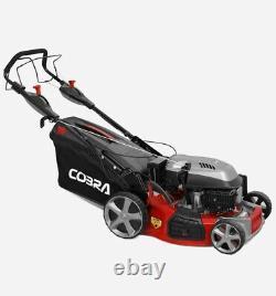 Cobra MX534SPCE Electric Engine Start 21 Petrol Self-Propelled Free Oil + P&P