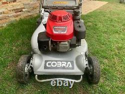 Cobra Pro 2017 honda rear Roller LawnMower 21inch Self Propelled lawnflite