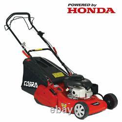 Cobra Rm46sph Self Propelled Rear Roller Lawnmower Honda Engine In Stock