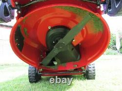 Cobra, electric start self propelled petrol lawn mower 21 cut. Only used ONCE
