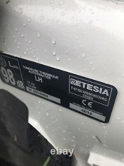 Etesia Hydrostatic LH 53CM pro self propelled mower Honda 5.5hp 2012 excellent