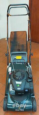 Ex-Display Hayter 619J Self-Propelled Rear Roller Rotary Mower 41cm