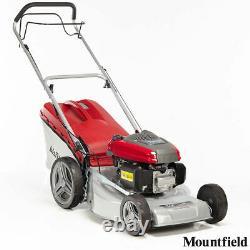 Ex Mountfield Sp53h 21 Cut Self Propelled Lawnmower Factory Returns