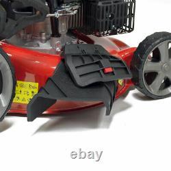Frisky Fox PLUS Lawn Mower Petrol Self Propelled Lawnmower 20 51cm