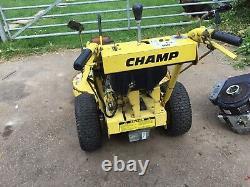 Great Dane Champ Mower, Self propelled rough cut mower, spares or repair