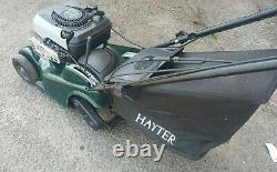 HAYTER HARRIER 41 Self Propelled Petrol Lawnmower