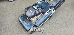 HAYTER SPIRIT 41 self propelled petrol lawnmower