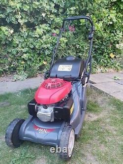 HONDA HRX 426 QX Petrol 17 Self Propelled Rotary Roller Lawnmower