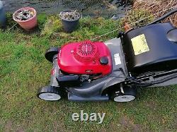 HONDA HRX 426C SXE 17 Self Propelled RotoStop Blade Clutch Petrol Lawnmower