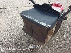 HONDA HRX426 Qxe Self Propelled Petrol Lawnmower