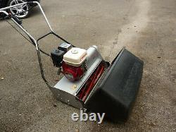 HONDA cylinder HC mower 26cut self propelled 5HP