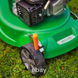 Hawksmoor 127cc 40cm Self Propelled Petrol Lawnmower