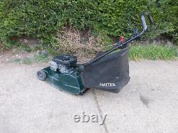 Hayter 56 Pedestrian Petrol Lawn Mower Self Propelled
