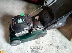 Hayter Harrier 41 2013 self propelled lawn mower
