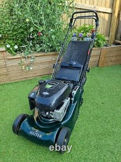 Hayter Harrier 41 A/D Self Propelled Petrol Lawn Mower with Variable Drive Speed