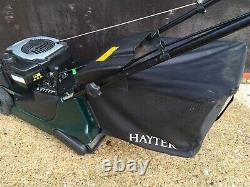 Hayter Harrier 41 Petrol Lawnmower self-propelled Roller 41cm 16inch Width