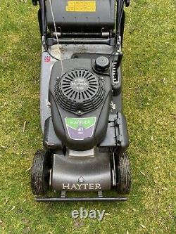 Hayter Harrier 41 Pro Self Drive Roller Lawnmower