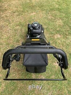 Hayter Harrier 41 Pro Self Propelled Petrol Lawn Mower 2018 (new shape)