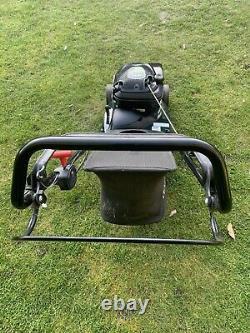 Hayter Harrier 41 Self Drive Roller Lawnmower