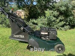 Hayter Harrier 41 Self Propelled Petrol Lawn Mower With Key Start