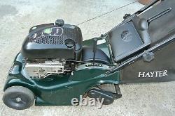 Hayter Harrier 41 Self-propelled petrol Mower, variable speed